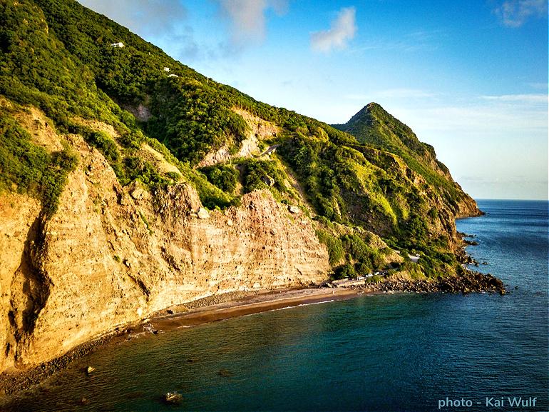 The Land and People of Saba - Albert & Michael - Saba Island Properties
